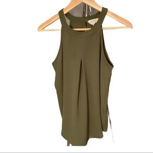 Sweet Wanderer Olive Tank size Small